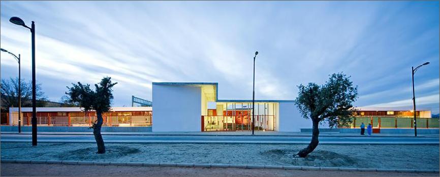 Solinas serra arquitectos for Ise andalucia